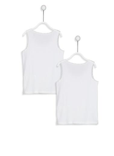 LC Waikiki Çamaşır Takım Beyaz